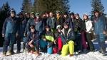 Skilehrer-Fortbildung mit dem SVS-Nord Präsidenten Ulrich Kaiser...